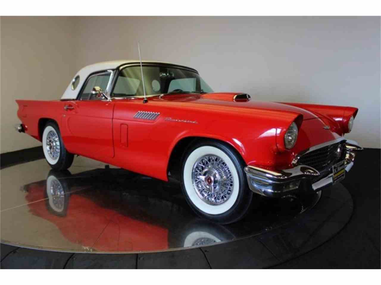 Large Picture of Classic 1957 Thunderbird located in Anaheim California Offered by DC Motors - LS7N