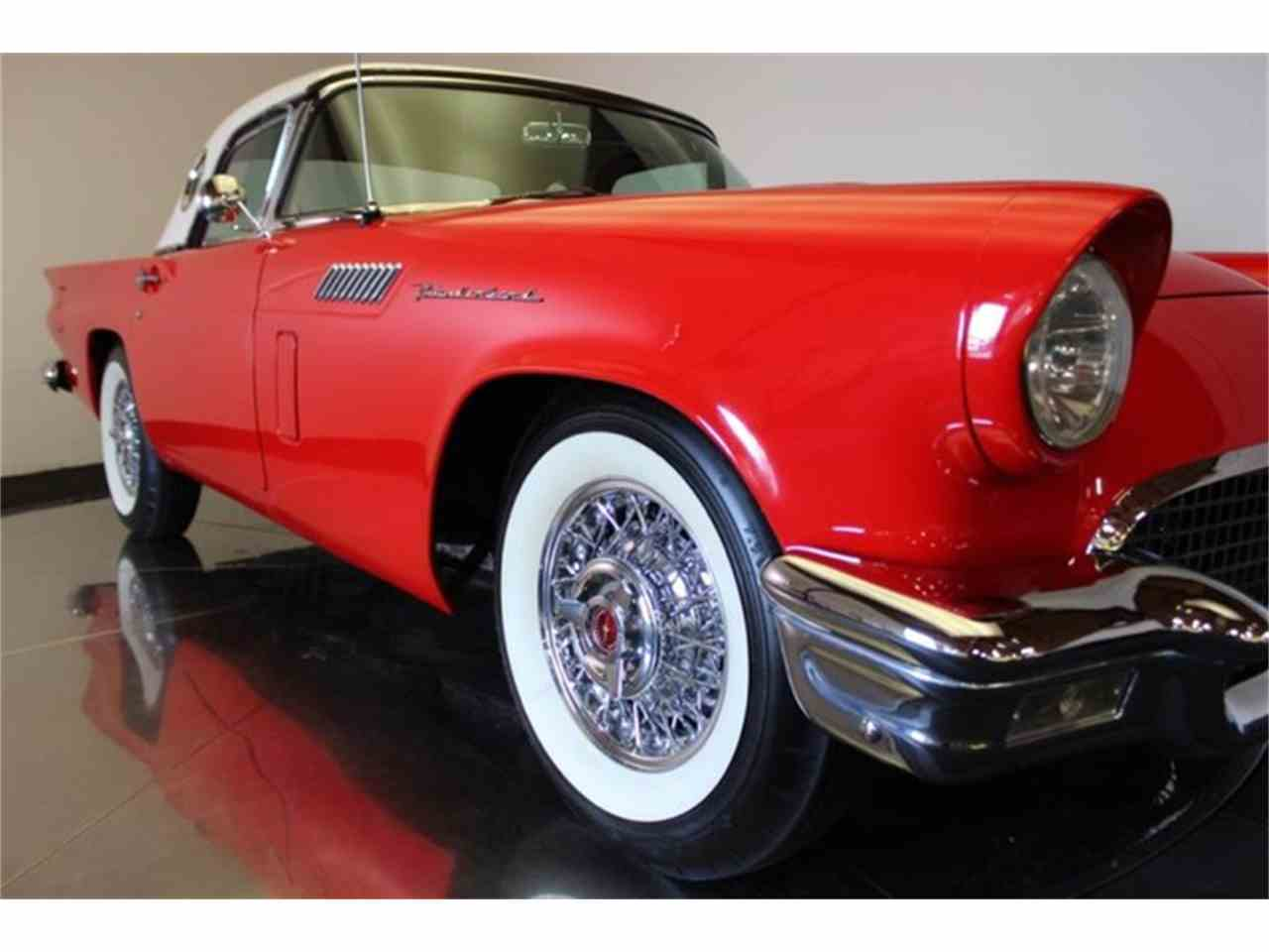 Large Picture of '57 Ford Thunderbird - LS7N