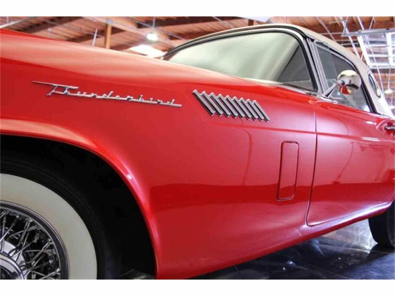 Large Picture of '57 Ford Thunderbird located in Anaheim California - LS7N