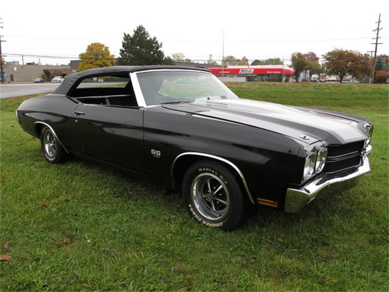 Large Picture of '70 Chevelle - LS7P