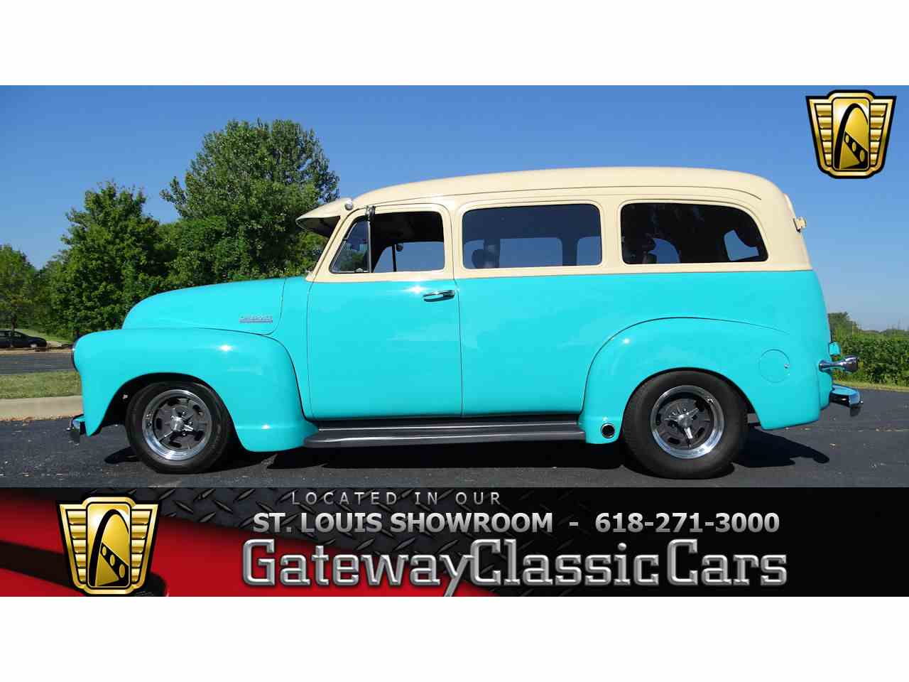 Large Picture of Classic 1949 Chevrolet Suburban - LS7T