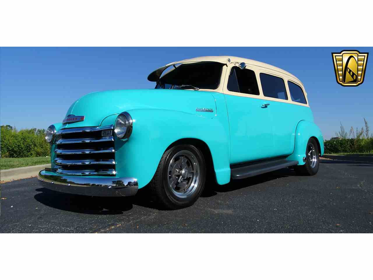 Large Picture of 1949 Chevrolet Suburban - $48,595.00 Offered by Gateway Classic Cars - St. Louis - LS7T