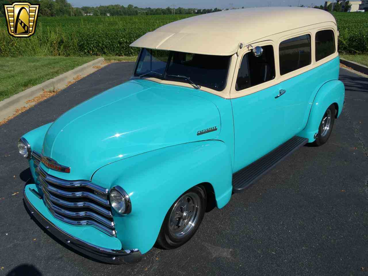 Large Picture of '49 Suburban located in O'Fallon Illinois - $48,595.00 Offered by Gateway Classic Cars - St. Louis - LS7T