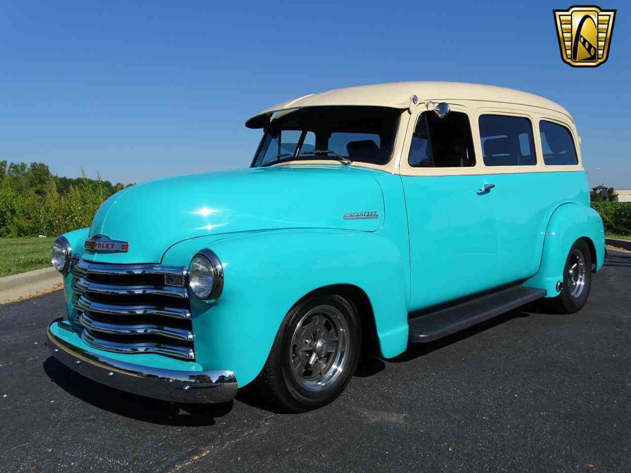 Large Picture of Classic 1949 Chevrolet Suburban - $48,595.00 Offered by Gateway Classic Cars - St. Louis - LS7T