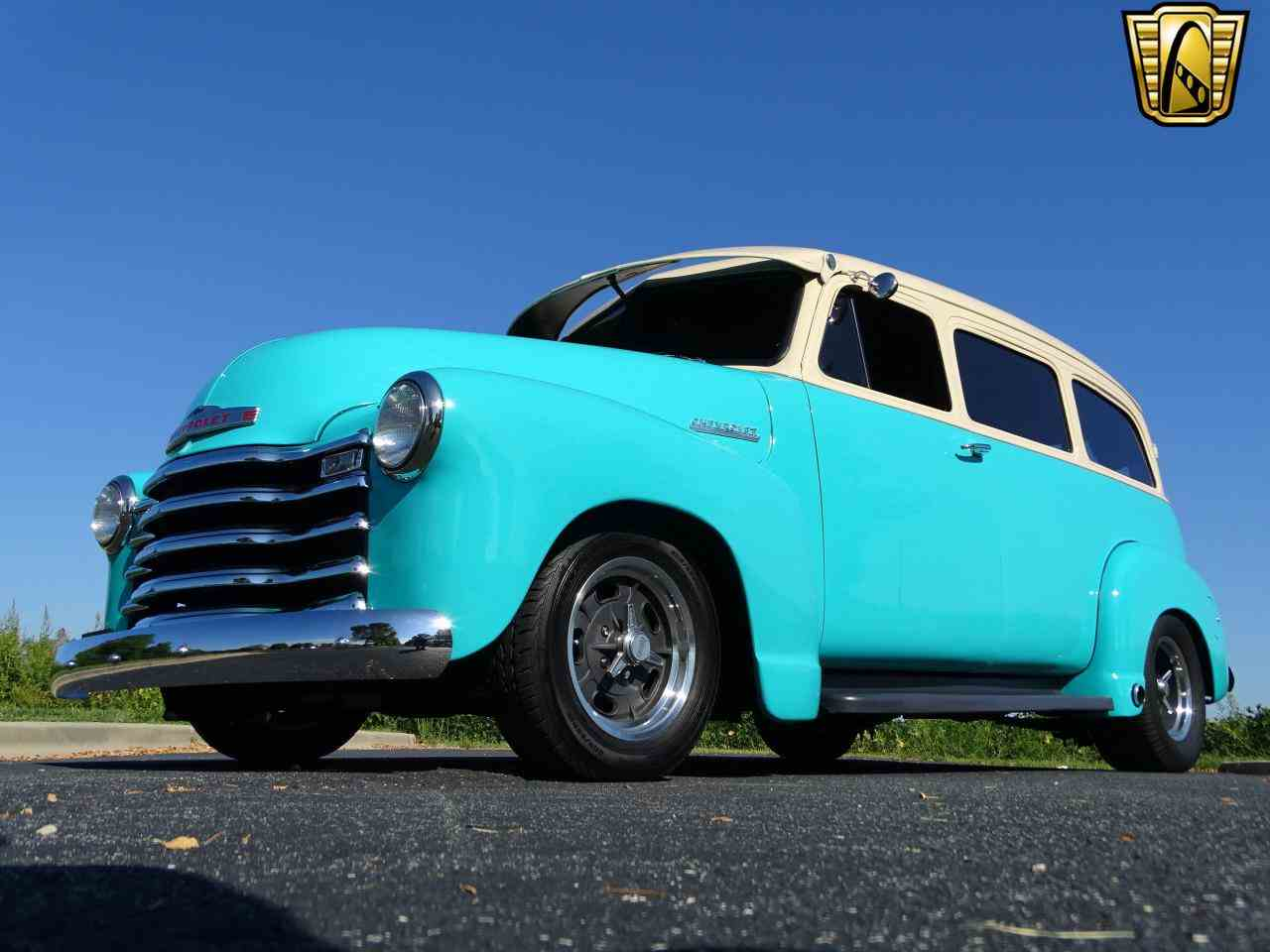 Large Picture of 1949 Chevrolet Suburban - LS7T