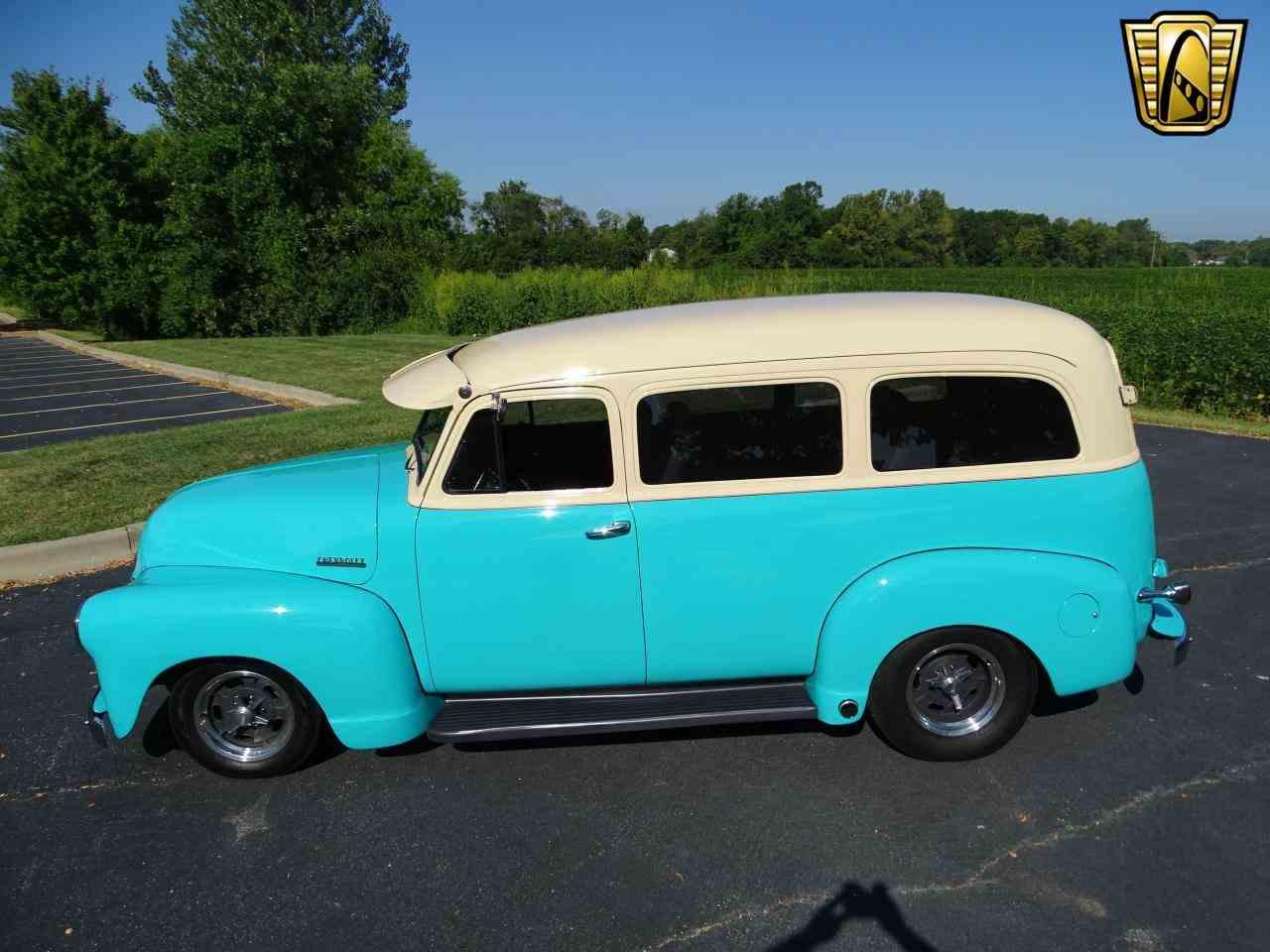 Large Picture of Classic 1949 Suburban located in O'Fallon Illinois - $48,595.00 - LS7T