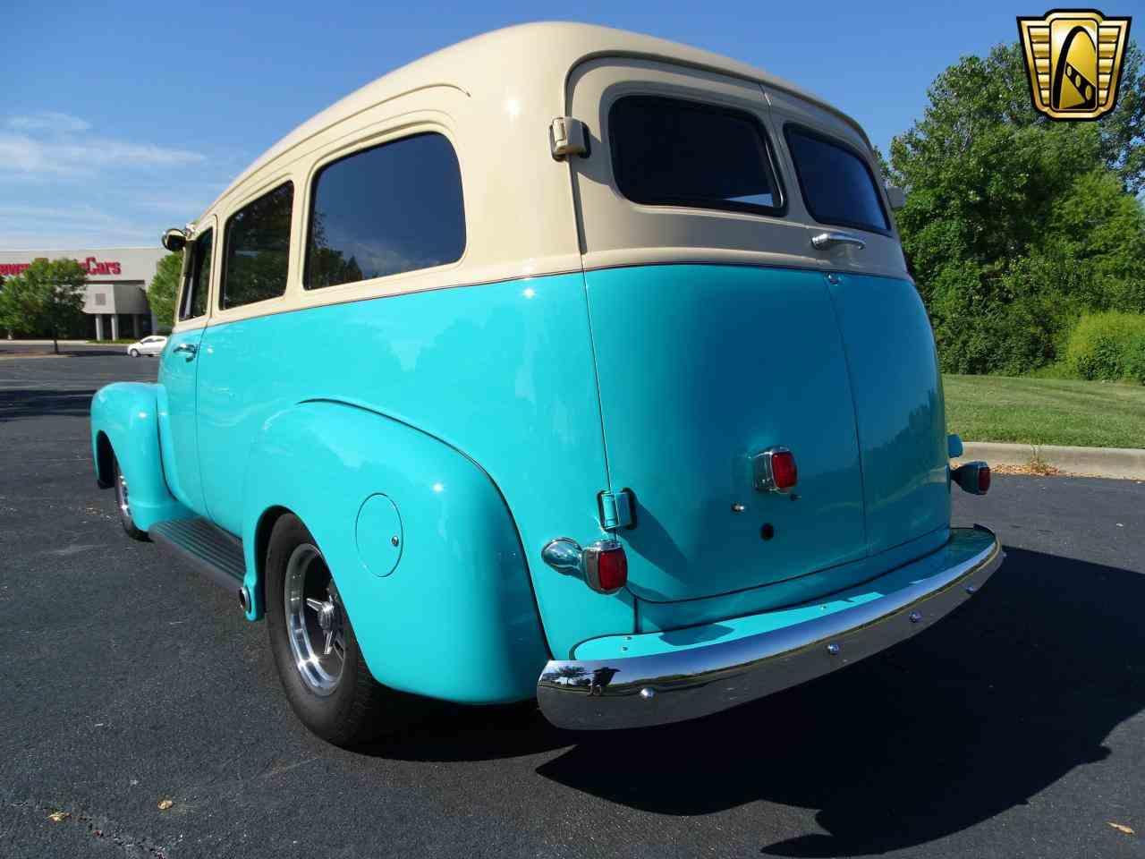 Large Picture of '49 Suburban Offered by Gateway Classic Cars - St. Louis - LS7T