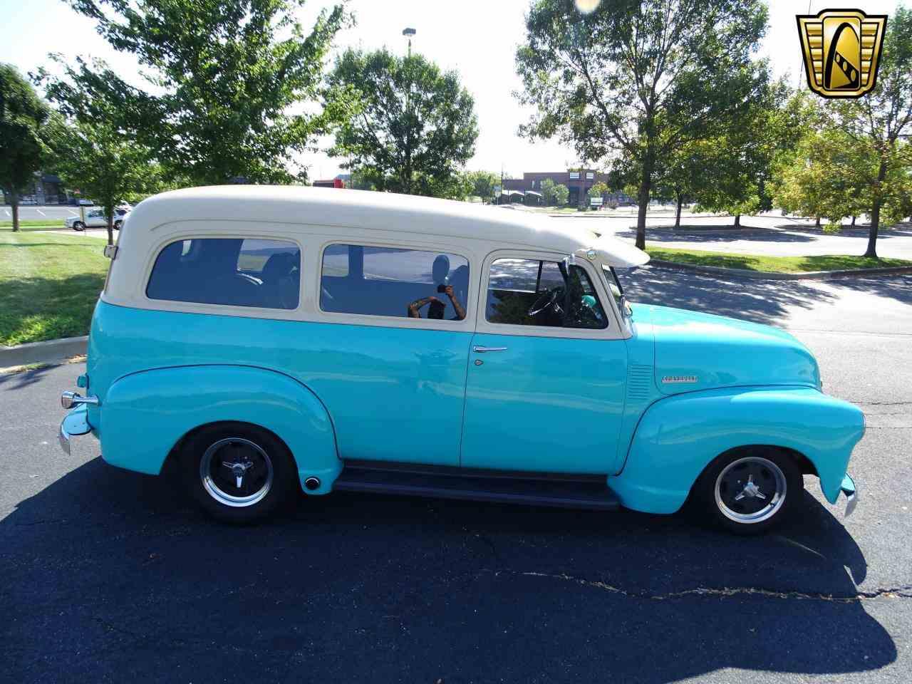 Large Picture of Classic '49 Suburban located in O'Fallon Illinois - $48,595.00 - LS7T