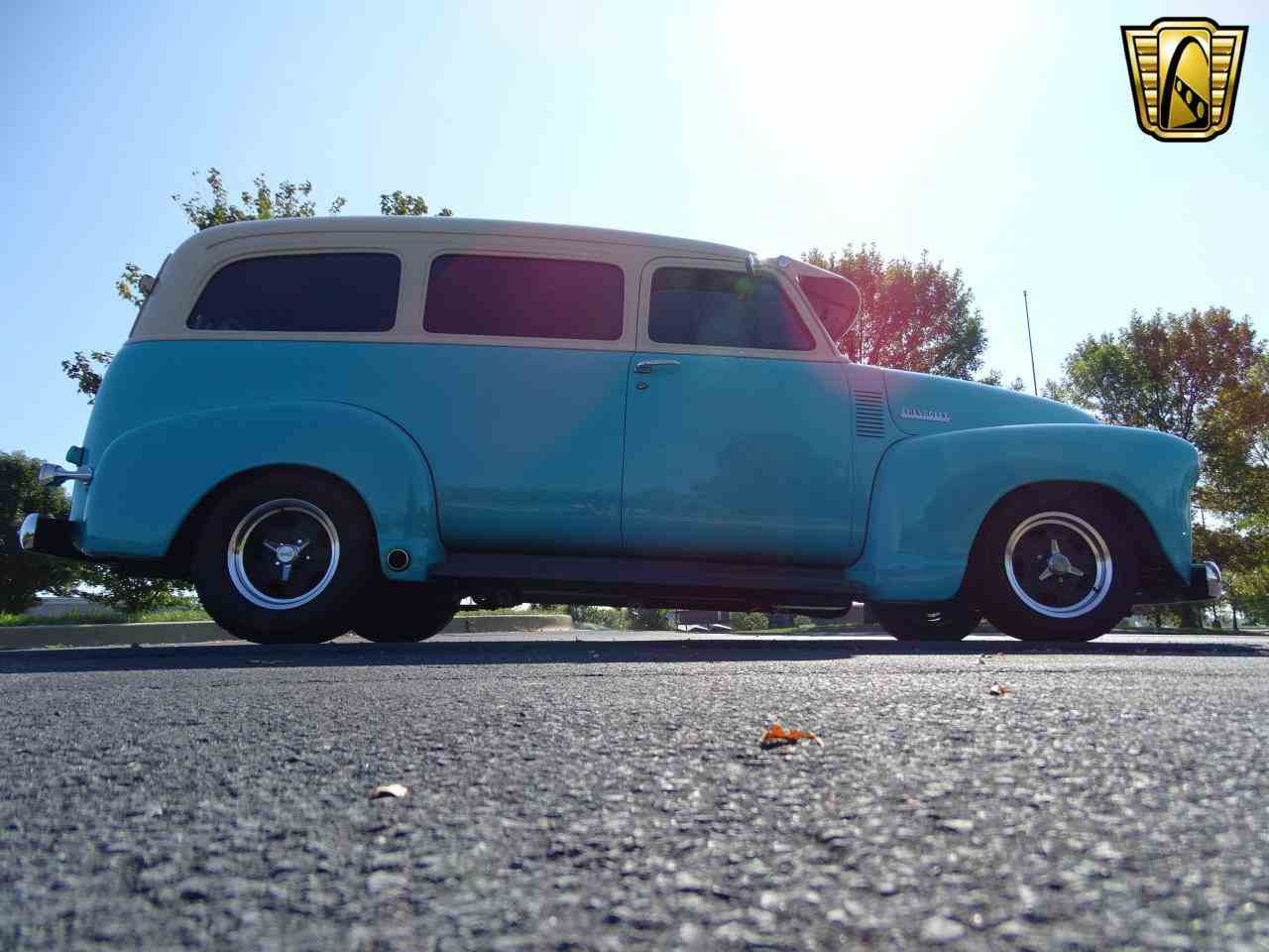 Large Picture of 1949 Chevrolet Suburban located in Illinois - $48,595.00 Offered by Gateway Classic Cars - St. Louis - LS7T