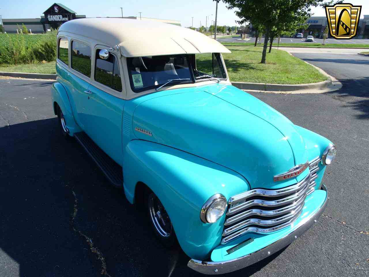 Large Picture of 1949 Suburban located in Illinois - $48,595.00 Offered by Gateway Classic Cars - St. Louis - LS7T