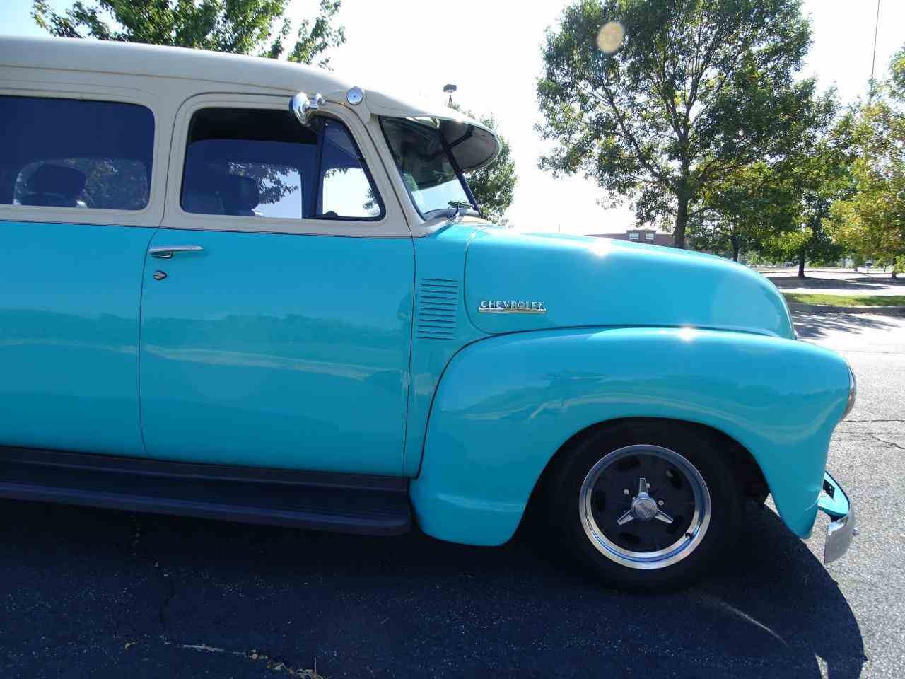 Large Picture of '49 Suburban - LS7T
