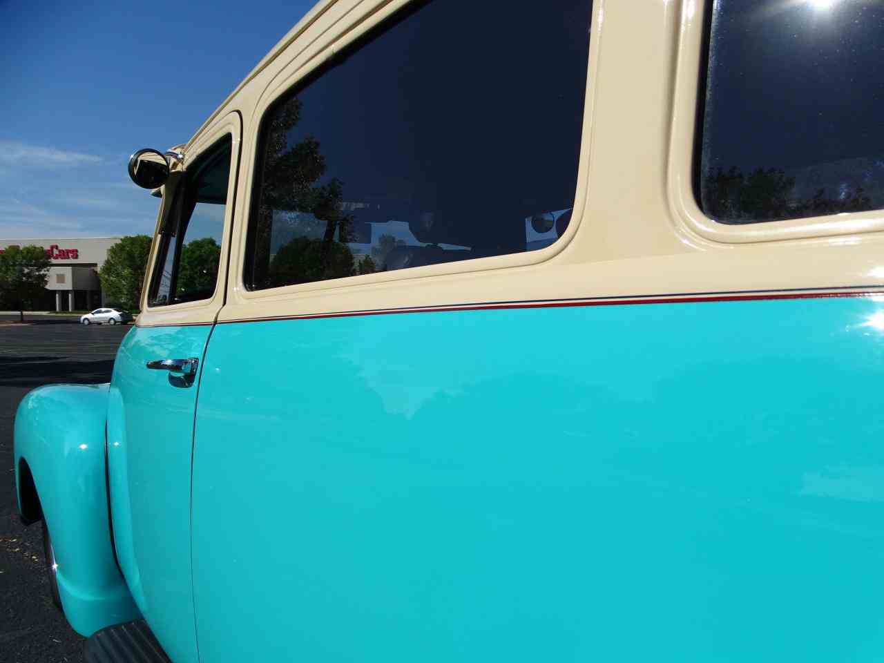 Large Picture of 1949 Chevrolet Suburban Offered by Gateway Classic Cars - St. Louis - LS7T