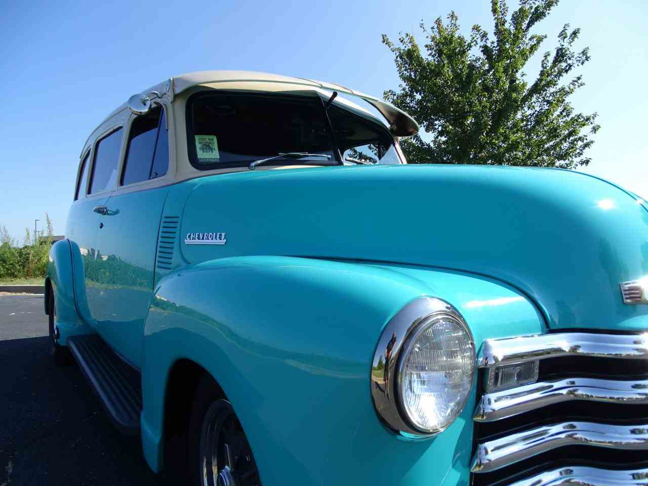 Large Picture of 1949 Suburban Offered by Gateway Classic Cars - St. Louis - LS7T