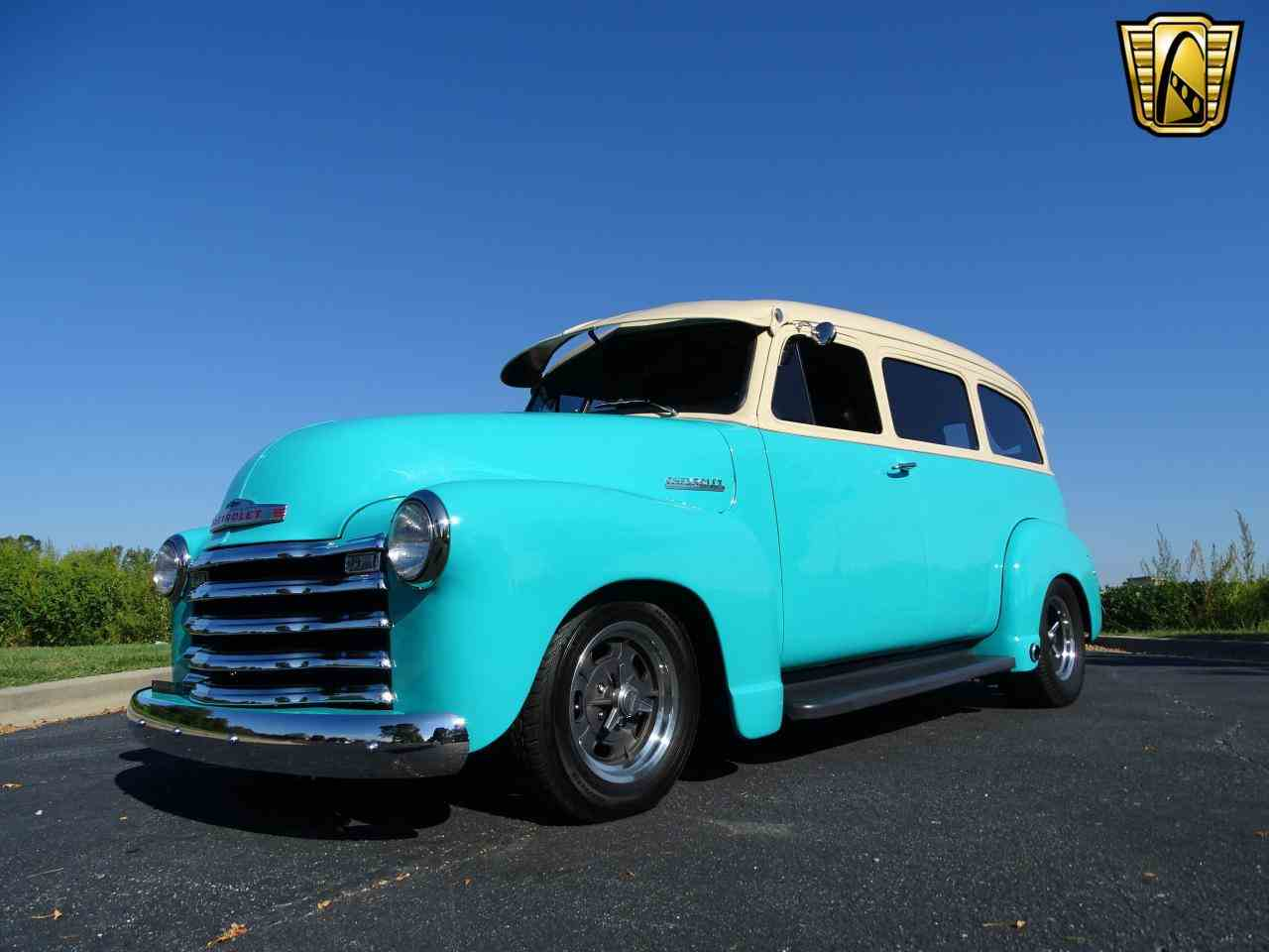 Large Picture of Classic 1949 Suburban Offered by Gateway Classic Cars - St. Louis - LS7T