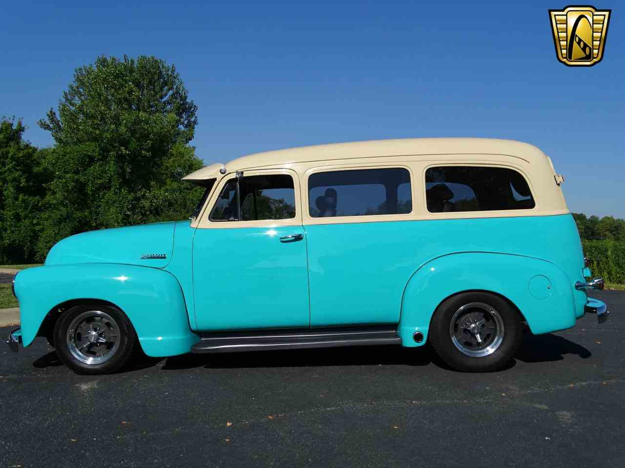 Large Picture of Classic '49 Suburban - $48,595.00 Offered by Gateway Classic Cars - St. Louis - LS7T