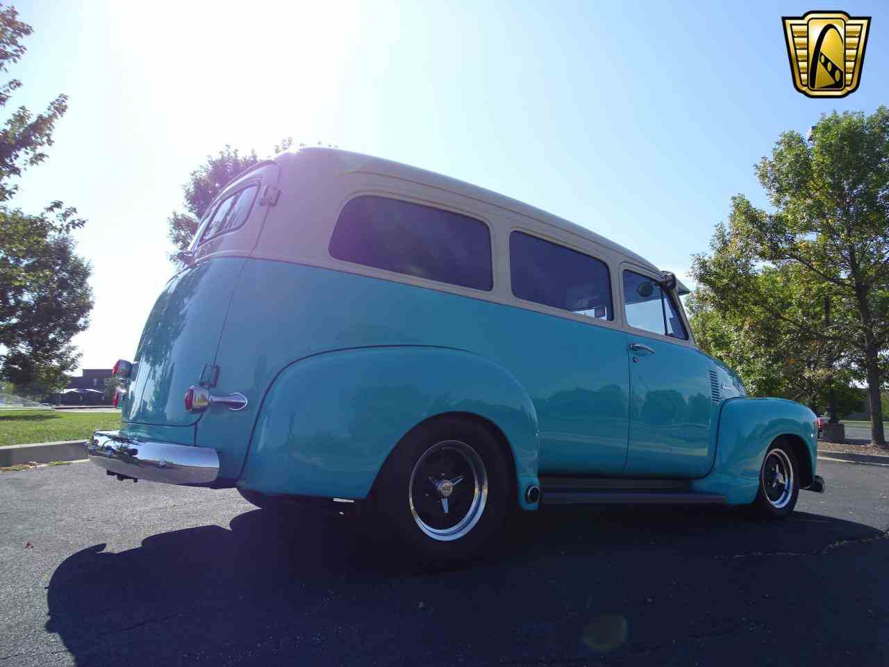 Large Picture of Classic '49 Chevrolet Suburban located in Illinois - $48,595.00 - LS7T