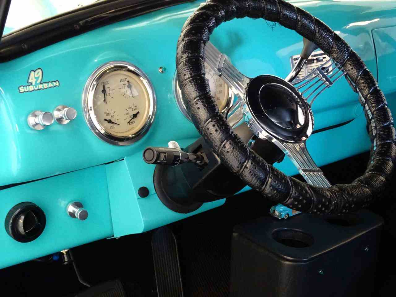 Large Picture of Classic '49 Suburban Offered by Gateway Classic Cars - St. Louis - LS7T