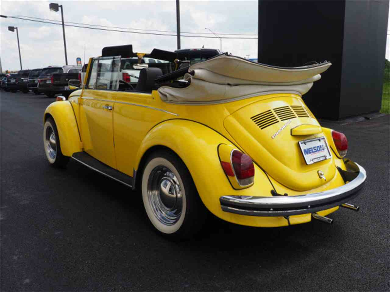 Large Picture of '71 Beetle - LS80