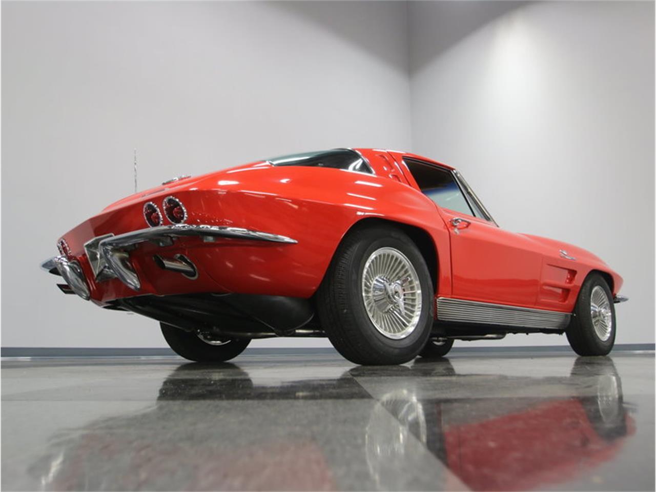 Large Picture of '63 Corvette - LS8B