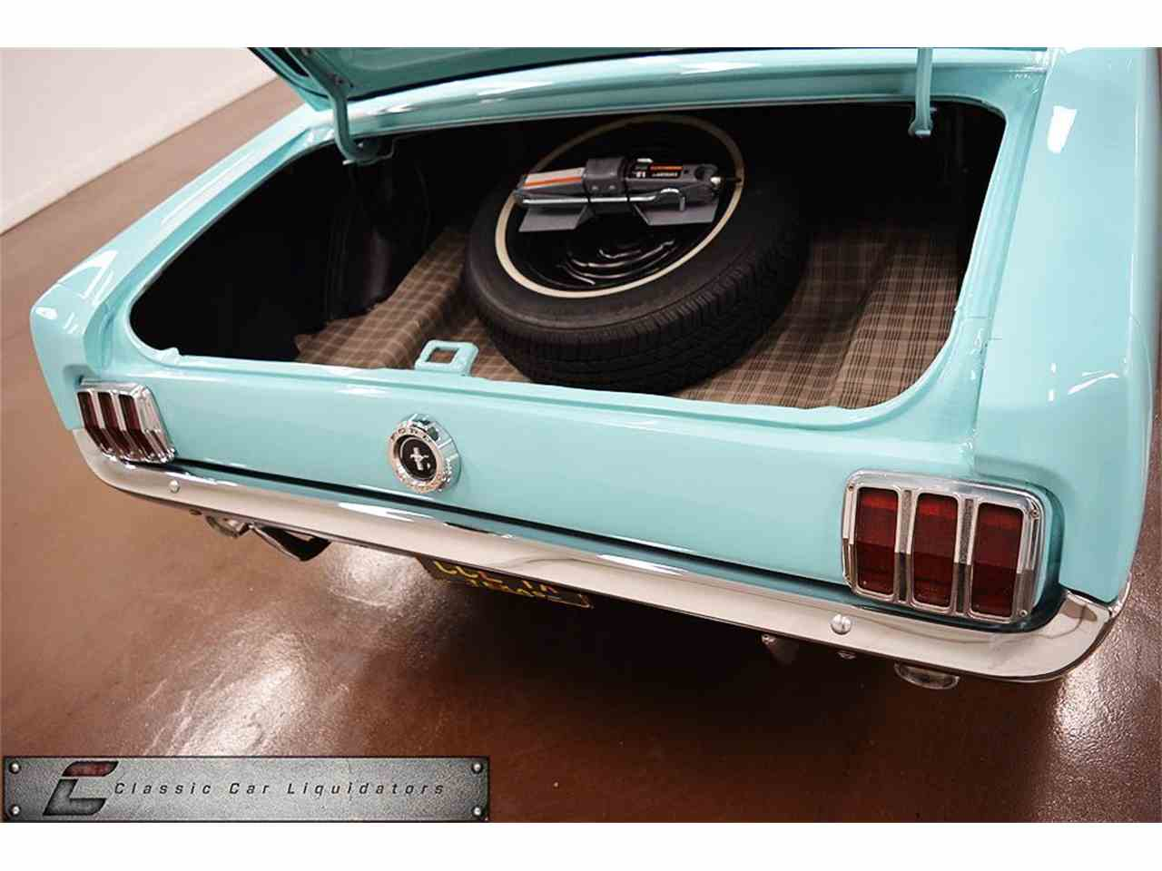 Large Picture of '65 Mustang - LS8J