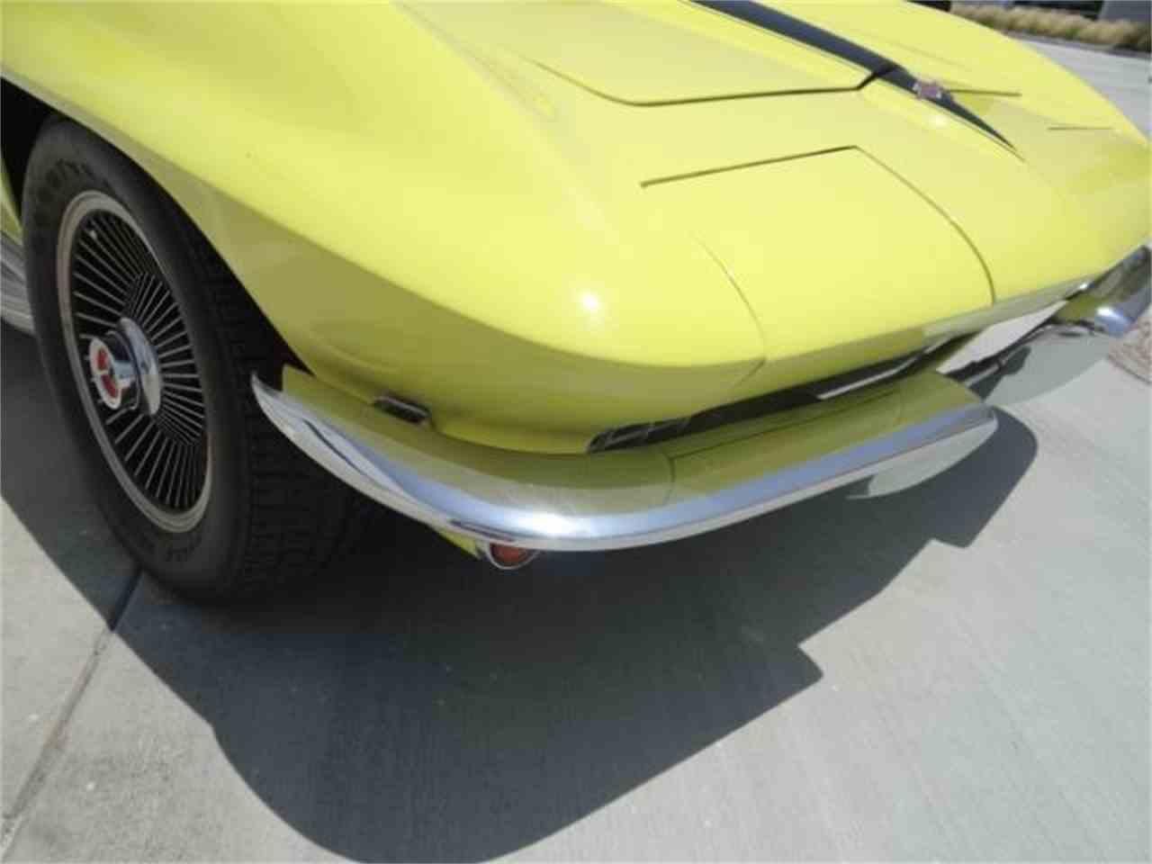 Large Picture of '67 Corvette - LS8K