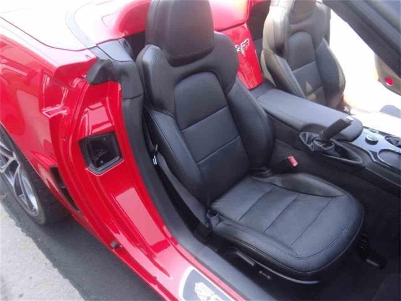 Large Picture of '13 Corvette - LS8Q
