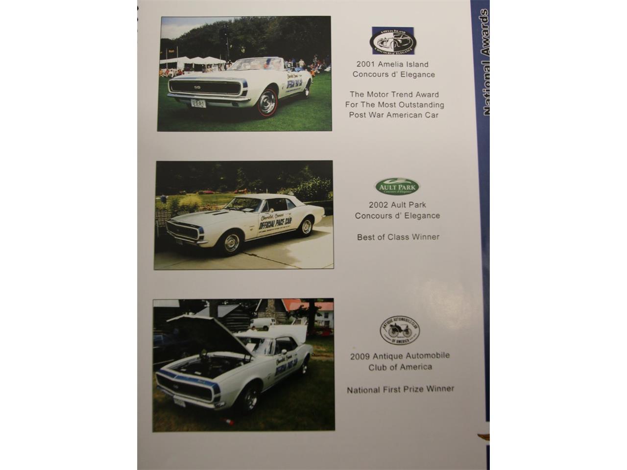 Large Picture of '67 Camaro - LS8T