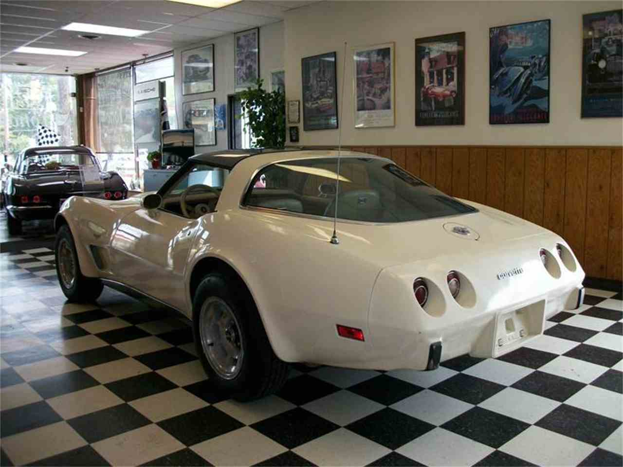 Large Picture of '78 Corvette - LS8U
