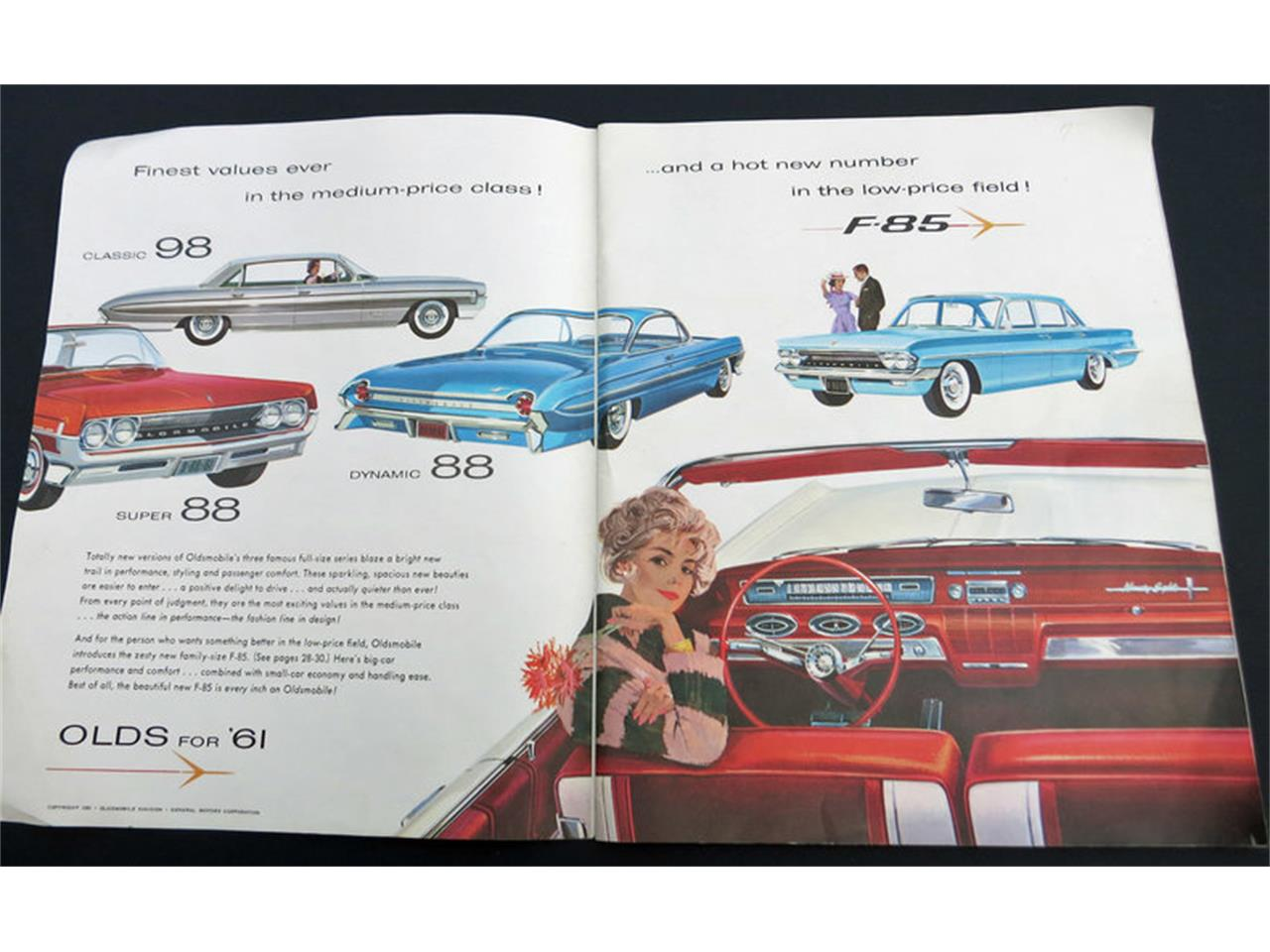 Large Picture of '61 88 - LS8Z