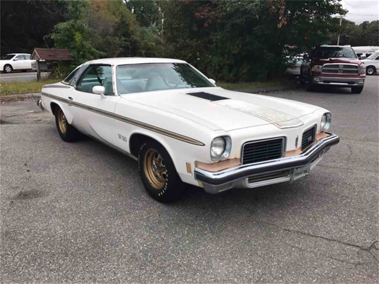Large Picture of '74 Cutlass - LS9P