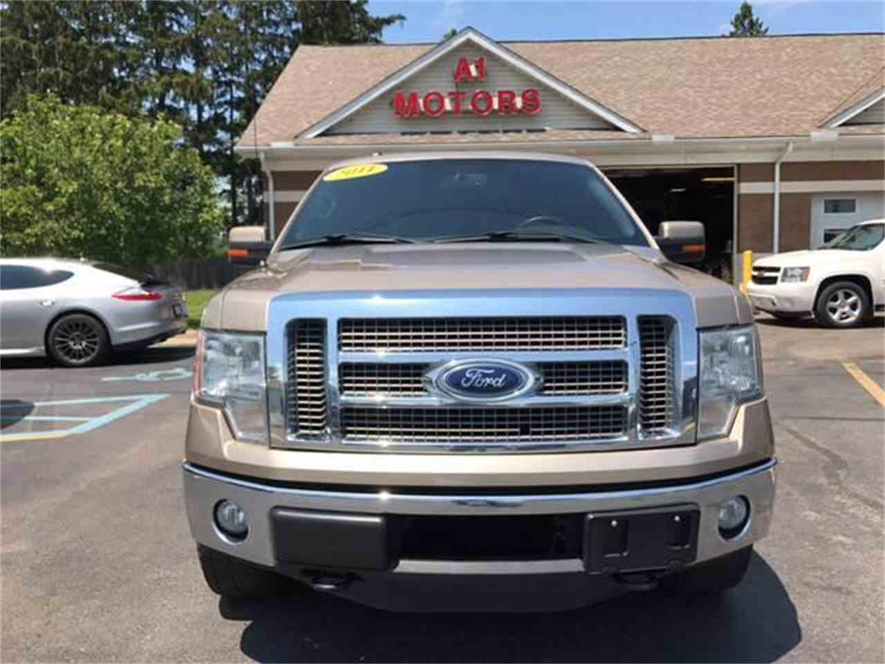 Large Picture of '11 F150 - $19,795.00 Offered by A1 Motors, LLC - LSAC