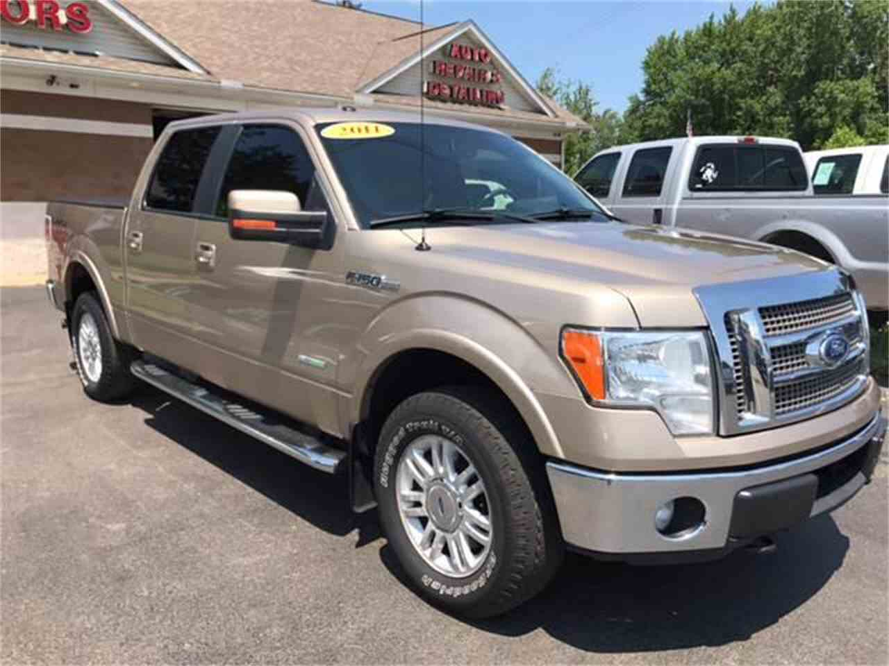Large Picture of '11 Ford F150 located in Monroe Michigan Offered by A1 Motors, LLC - LSAC