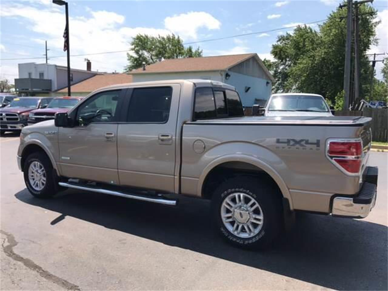 Large Picture of '11 F150 - LSAC