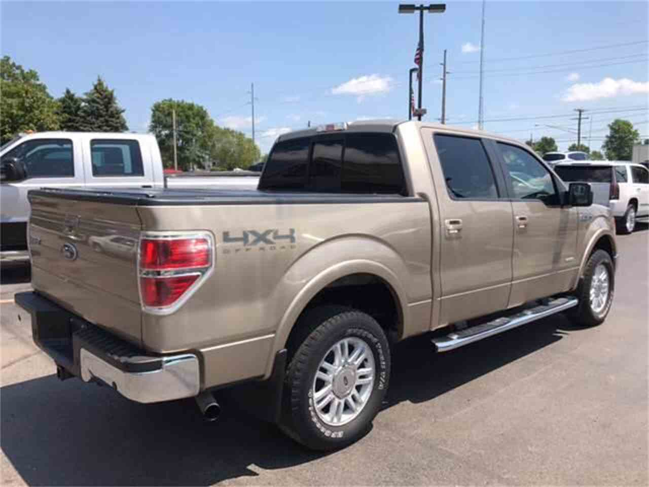 Large Picture of '11 Ford F150 located in Michigan Offered by A1 Motors, LLC - LSAC