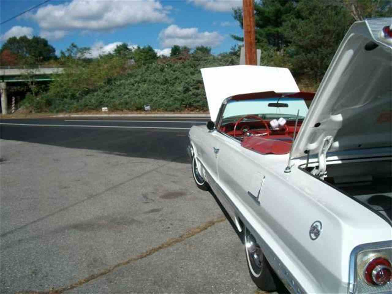 Large Picture of '63 Impala SS - LSAK