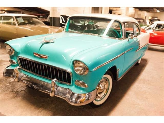 Picture of Classic '55 Chevrolet Bel Air Offered by  - LSAN