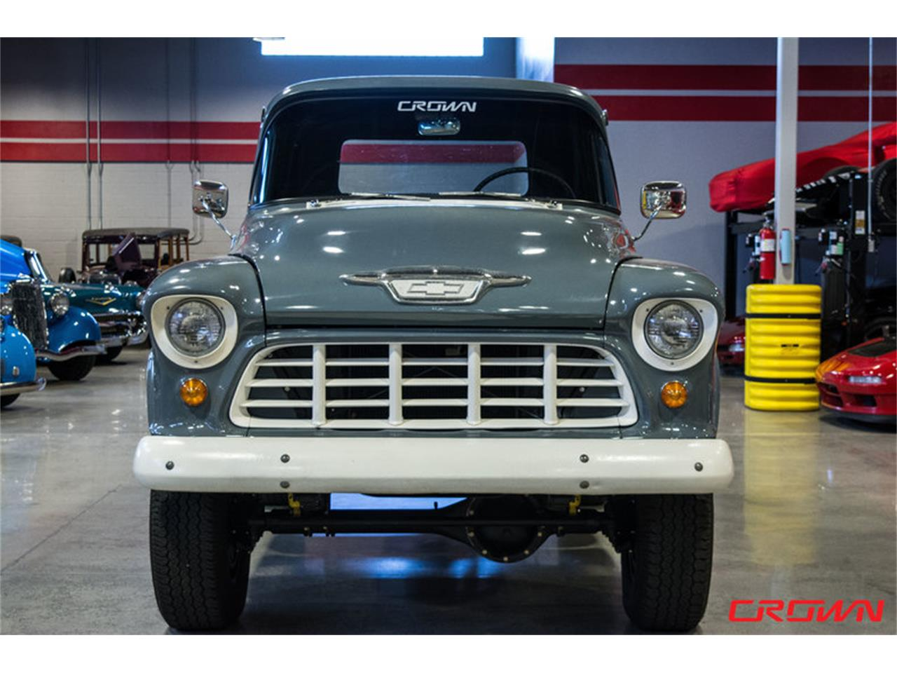 1955 Chevrolet 1 2 Ton Pickup For Sale Cc 1016448 Chevy Exterior Color Chart Large Picture Of 2599700 Lsao