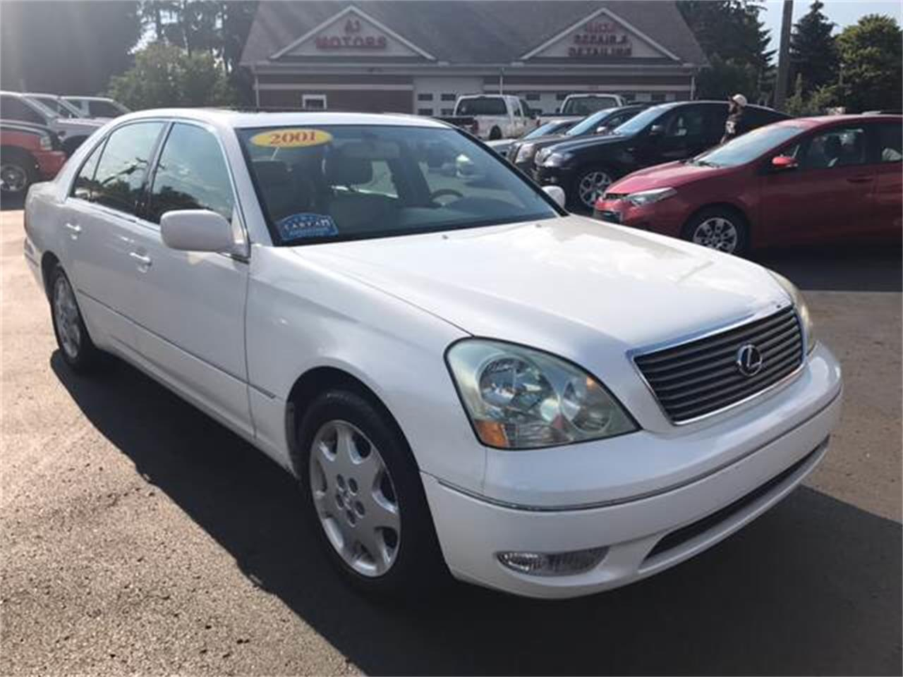 Large Picture of 2001 Lexus LS430 located in Michigan - $4,995.00 Offered by A1 Motors,