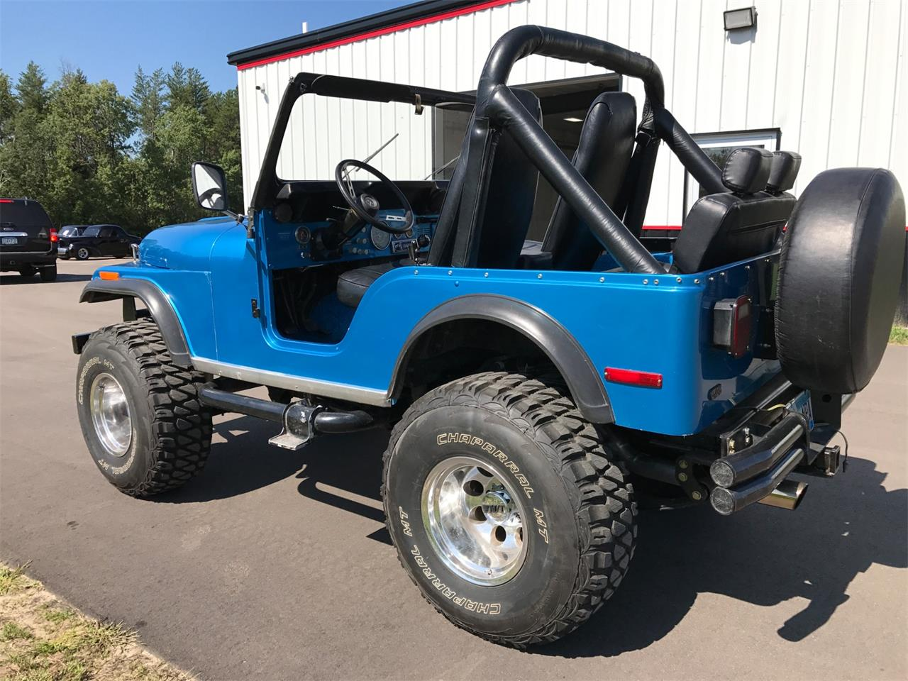 Large Picture of '79 CJ5 - LSAQ