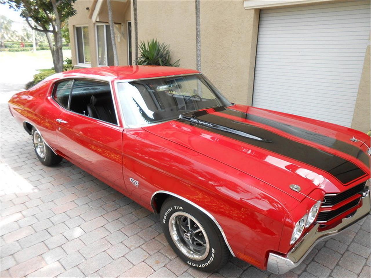 Large Picture of '70 Chevelle - LSAW
