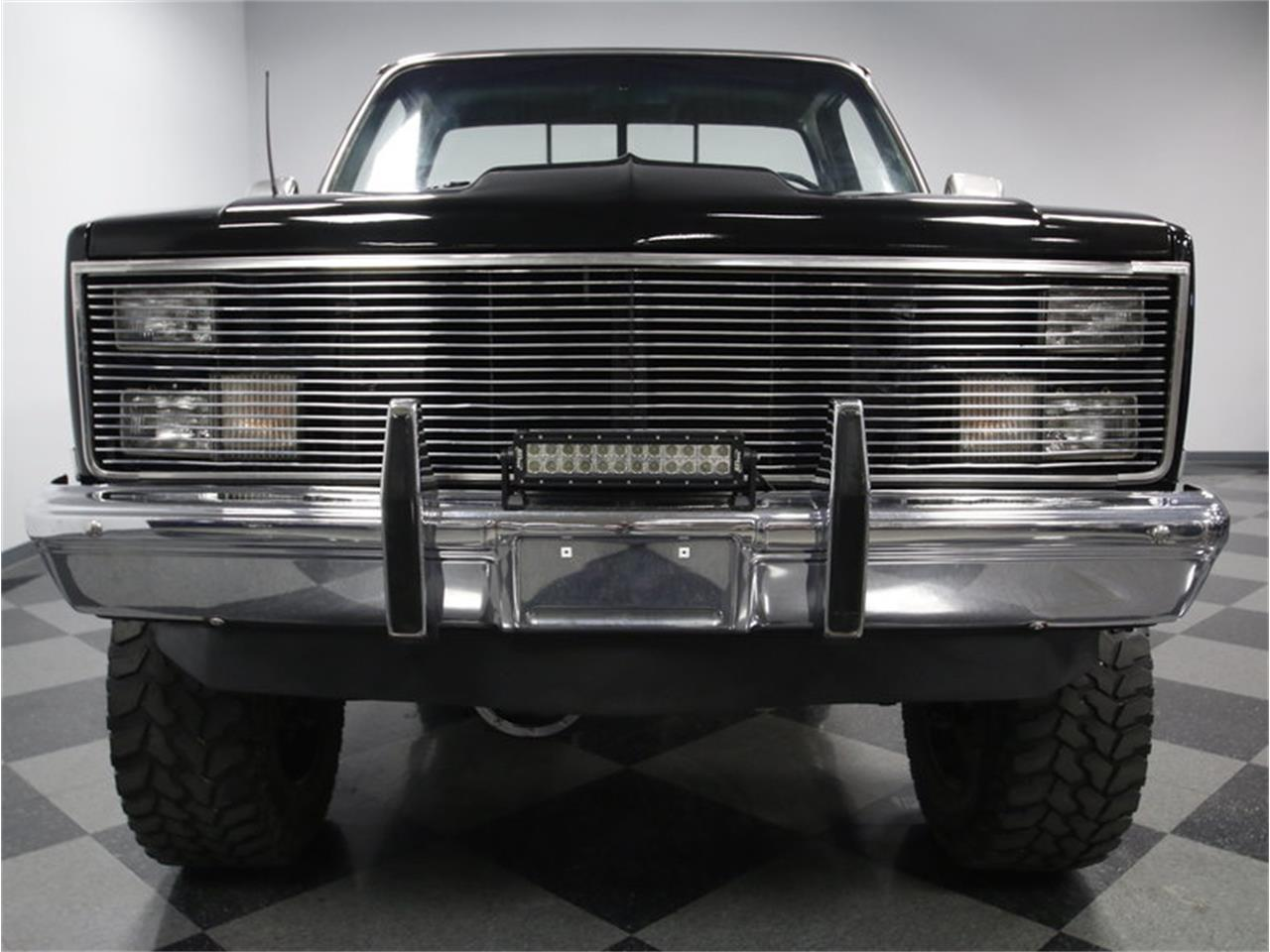 Large Picture of '86 K-10 - LSBD