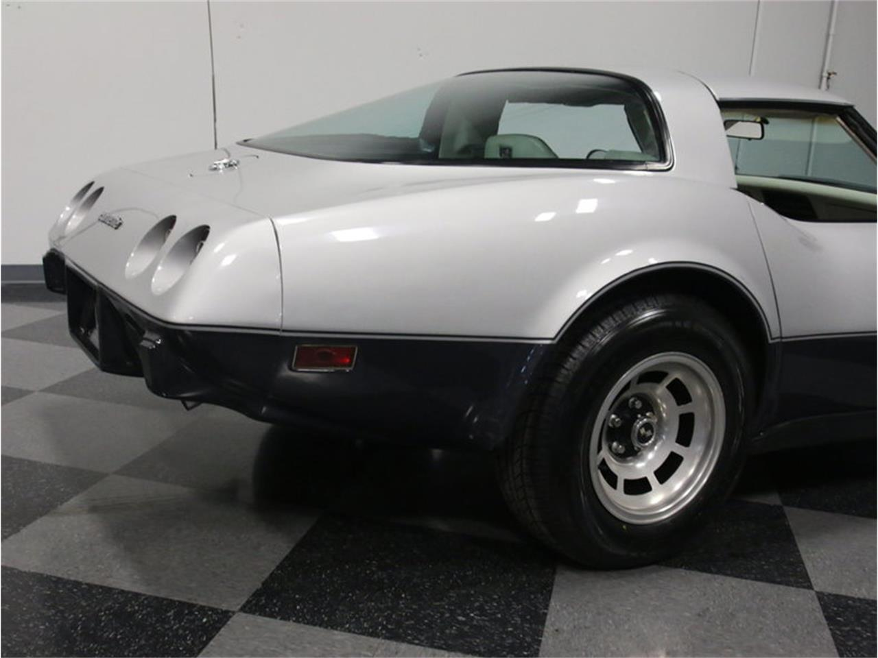 Large Picture of '78 Corvette - LSBE