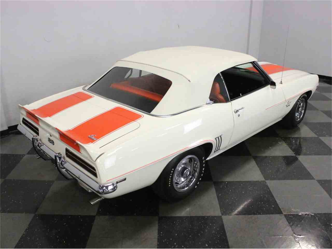 Large Picture of '69 Camaro RS/SS - LSBG