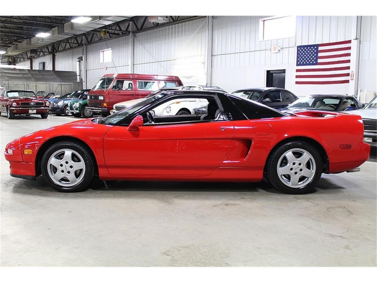 Large Picture of 1991 NSX located in Michigan - LSBJ