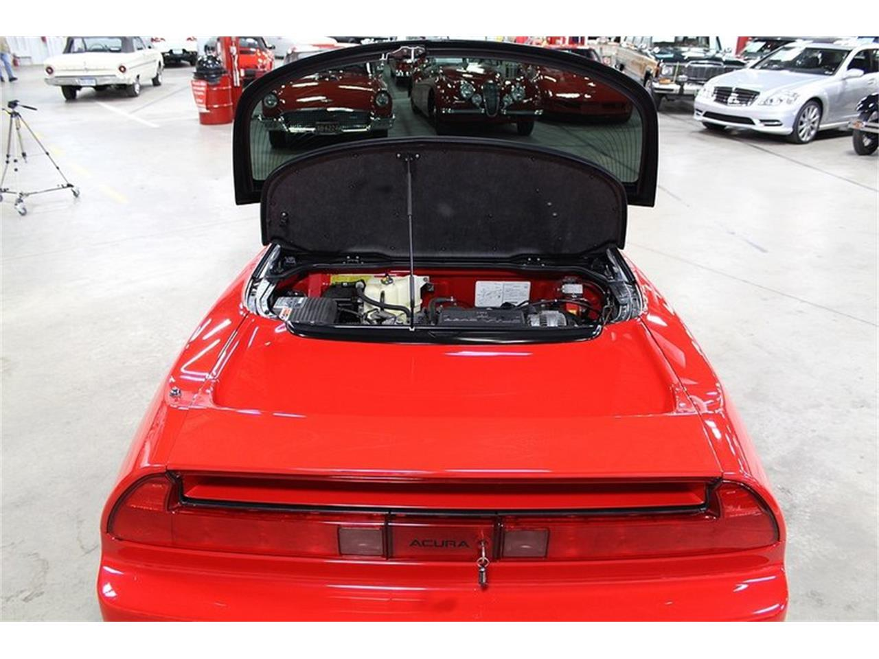 Large Picture of '91 Acura NSX located in Kentwood Michigan - LSBJ