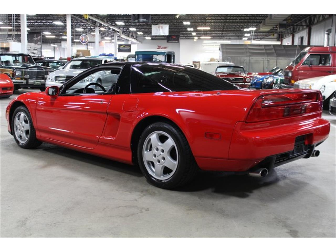 Large Picture of '91 Acura NSX located in Kentwood Michigan Offered by GR Auto Gallery - LSBJ