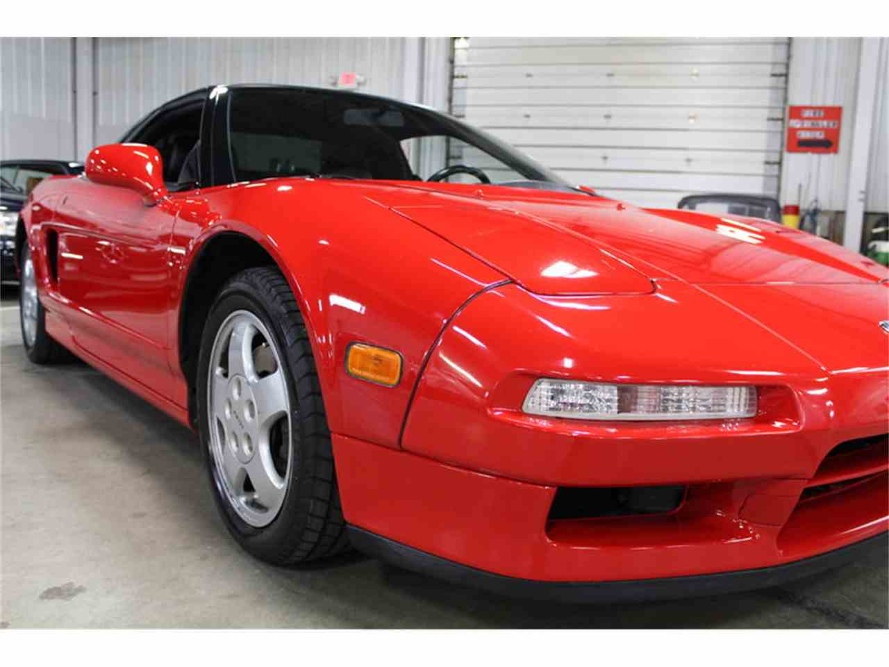Large Picture of '91 NSX - LSBJ