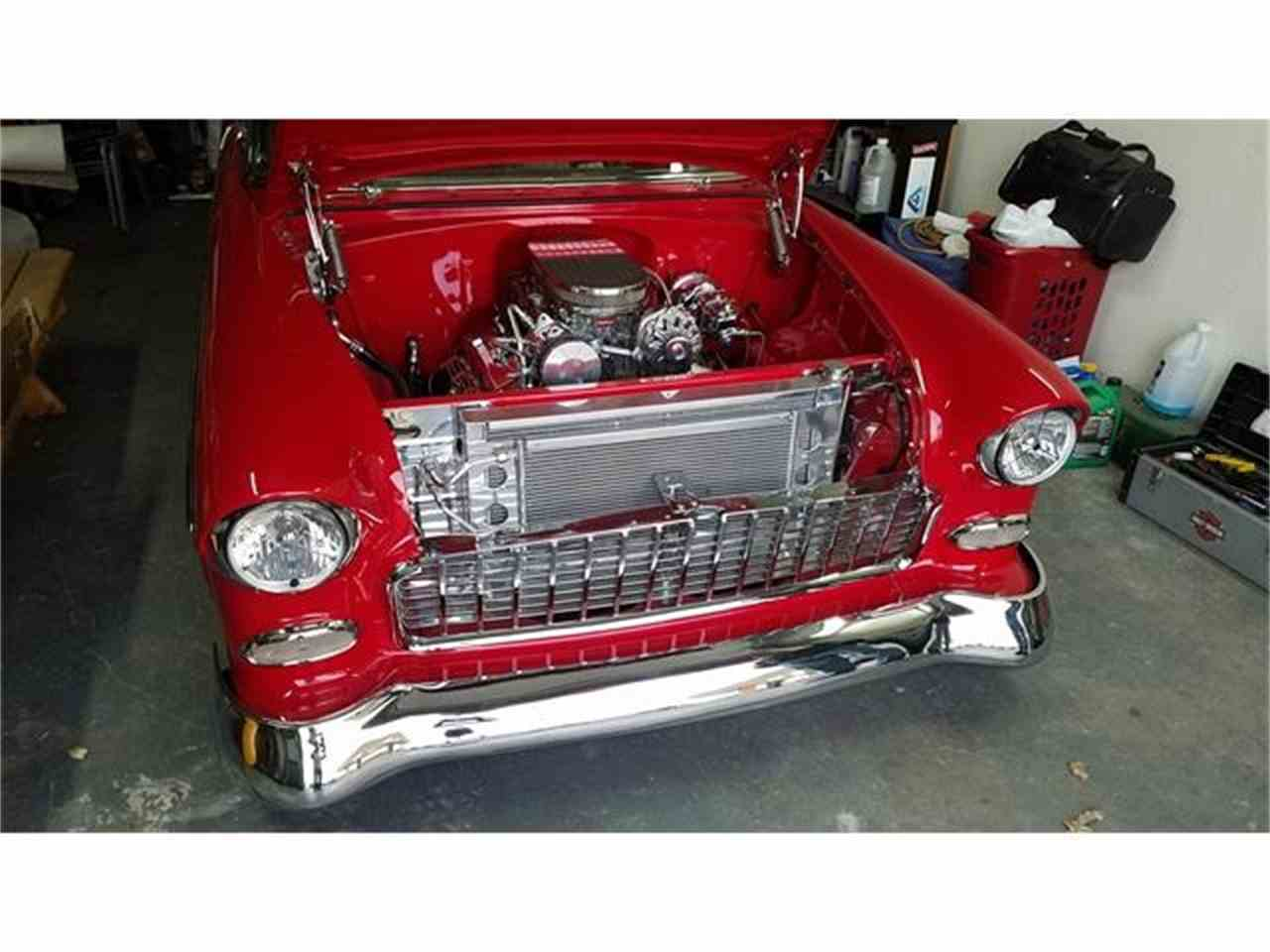 Large Picture of '55 Bel Air - LSBK