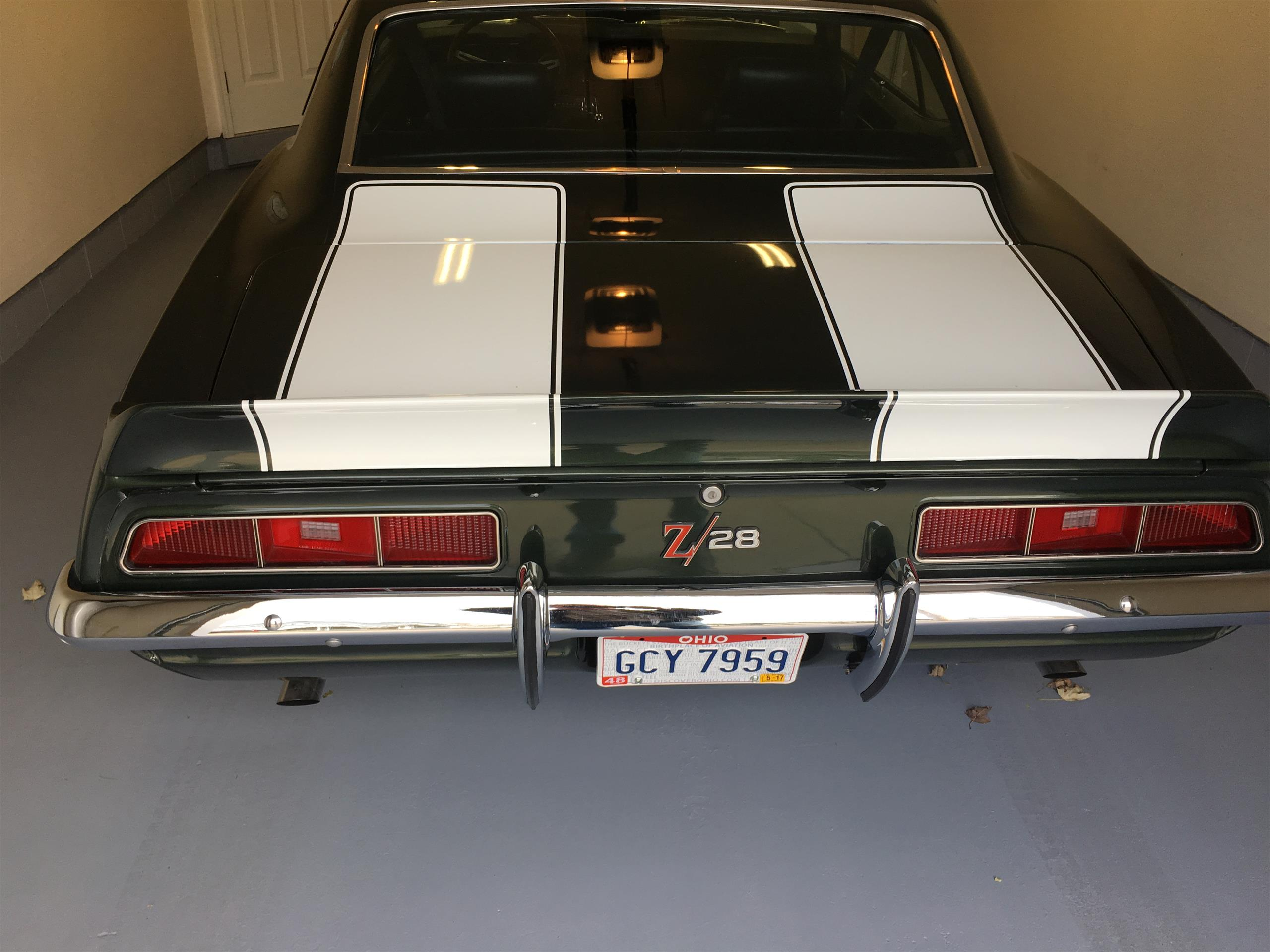 Large Picture of '69 Camaro Z28 - LSBM