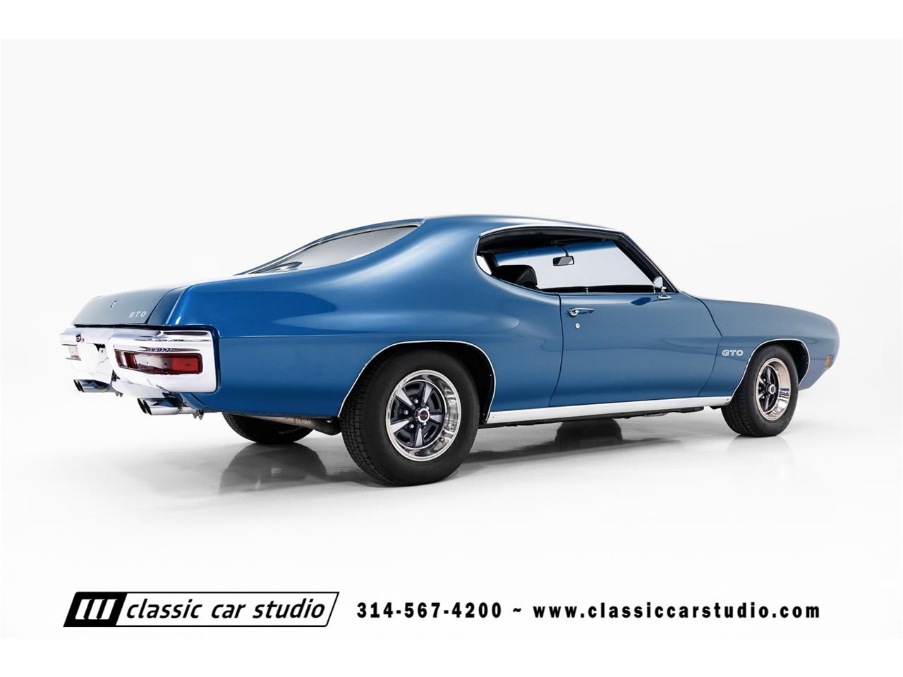 Large Picture of '70 GTO - LSBN
